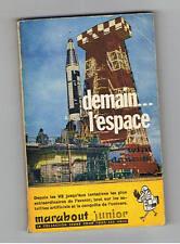 DEMAIN L'ESPACE WIM DANNAU   MARABOUT JUNIOR 1958
