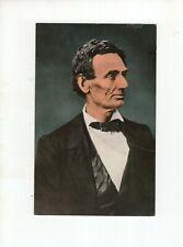 Vintage Post Card - Abraham Lincoln