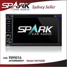 SP AFTERMARKET GPS DVD SAT NAV BT FOR TOYOTA LANDCRUISER PRADO HILUX pre 2004