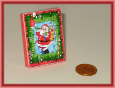 Adventskalender   - Puppenstube / Miniatur / Fimo