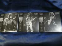 Led Zeppelin 1975 Los Angeles 3 Days CD 9-Disc Set
