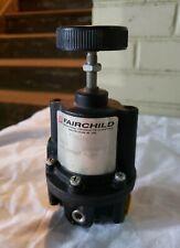 10232 Fairchild 1/2-30 PSI Range Pneumatic Pressure Regulator NEW!