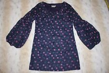 VINTAGE dress MADE IN CALIFORNIA  free people style AMAZING sleeves Sz S