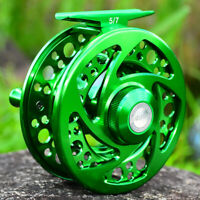 Katuysha Fly Fishing Reels 5/7-7/9-9/10WT Aluminium CNC Machined Light Fly Wheel
