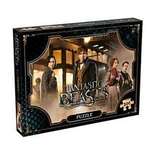 NEW Harry Potter 500 Piece Fantastic Beasts Jigsaw Puzzle