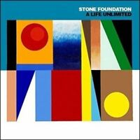 STONE FOUNDATION - A LIFE UNLIMITED - NEW VINYL LP