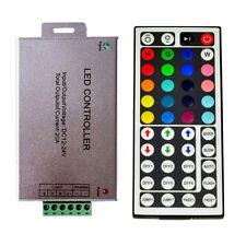DC 12V 288W 44 Key IR Remote Controller For RGB 5050 3528 LED Strips SMD SL