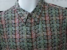 Jhane Barnes XL long sleeve casual shirt perfect or unused condition