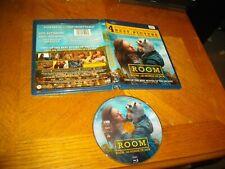 Room (Blu-ray Disc, 2016, 2-Disc Set, Canadian)