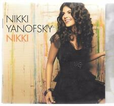 Nikki Yanofsky - Nikki (UK Version) - fabulous jazz vocal album