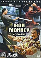 Iron Monkey Of Shaolin -- Hong Kong Kung Fu Martial Arts Action movie DVD