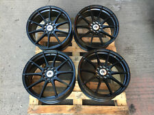 "18"" DK 104 ALLOY WHEELS FIT: MAZDA 3 5 6 - NISSAN JUKE QASHQAI X-TRAIL MURANO"