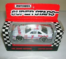 Matchbox Super Stars Jeff Gordon 1992 Grand National Baby Ruth 1:64 Die Cast Car