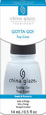 China Glaze Gotta Go! Top coat .5oz - 83444