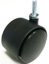"""Oajen 2"""" chair caster with 5/16"""" - 18 x 1-1/2"""", pack of 4"""