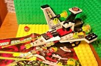Incomplete LEGO System V-Wing Fighter Set# 6836 w/ Booklet (Used) No Minifigure