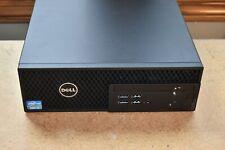 Dell Precision 3420 Workstation Intel i3-6100T 3.2GHz 8GB 100GB SSD Windows 10