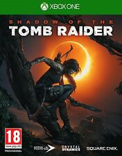Shadow of The Tomb Raider (Xbox One, 2018)