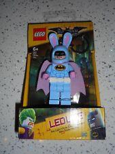 New Lego Batman Movie Easter Bunny Suit Guy LED Lite Key Ring Light Torch