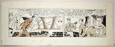 WAYNE BORING Original Artwork SUPERMAN DAILY STRIP 3/31/1965 Superman panels