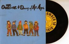7 EP Outline / Dawn Of All Ages – Split Division Records – DR010 INSERT