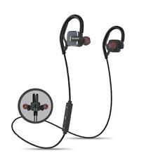 AWEI A630BL Wireless Bluetooth Sport Grey Earphones Handfree iPhone Headsets