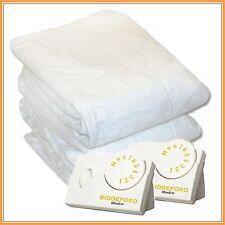 HEATED MATTRESS Pad Electric Blanket King Size Biddeford Dual Side Control NEW