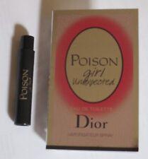 Poison Girl Unexpected Dior 1ml Sample Spray Eau de Toilette Brand New