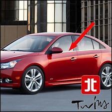 Striscie cromate sotto finestrini specifici Chevrolet Cruze profili cromati