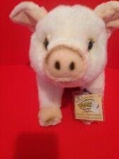 GANZ WEBKINZ SIGNATURE PIG NEW WITH SEALED CODE RETIRED WKS1012