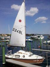 Segelboot mit Kajüte - GFK Kajütsegelboot - Leisure 17