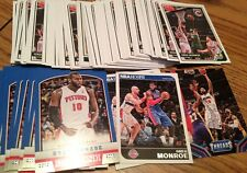 GREG MONROE RESALE PLAYER LOT (140) CARDS 2012-13 to 2016-17 CHEAP!