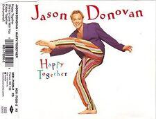 Jason Donovan Happy together (1991) [Maxi-CD]