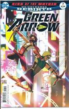 Green Arrow #7 - Main Cover - DC Rebirth - New/Unread
