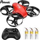 Potensic A20 Mini Drone RC Quadcopter Kids Helicopter Toys Aircraft Drones