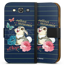 Samsung Galaxy S3 Tasche Hülle Flip Case - Collect Moments cute
