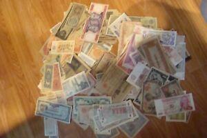 Worldwide 362 Banknotes