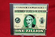 ALIEN SEX FIEND The Altered States of America (CD, 1993, Futurist)
