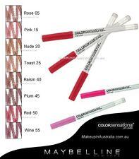 Maybelline Color Sensational Lip Liner #20 Nude NEW Sealed
