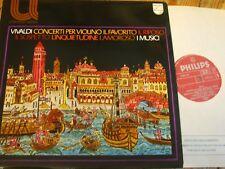 6580 007 Vivaldi Violin Concertos / Michelucci / Ayo / I Musici