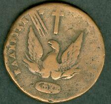 MONNAIE   GRECE   1831  20 LEPTA   CUIVRE   171
