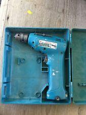 Makita 6010D Cordless Drill. No Battery or Charger