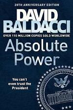 Absolute Power by David Baldacci (Paperback, 2016)