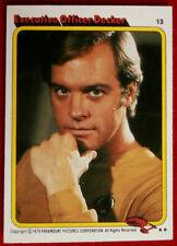 STAR TREK - MOVIE - Card #13 - EXECUTIVE OFFICER DECKER - TOPPS 1979