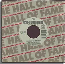 "Bruce Springsteen - Merry Christmas Baby + War - 1986 7"" 45 RPM Single!"
