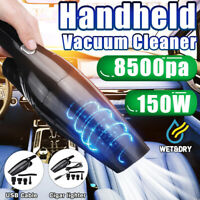 Handheld Vacuum Cleaner Hand Vacuum Cordless with High Power for Home & Car q