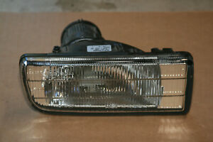 92-99 BMW E36 318 323 325 328 M3 ZKW Fog Light Right Side #63178357390 MINT *