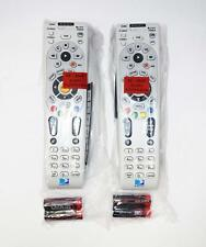 DIRECTV IR / RF Universal Remote Control Lot of 2 RC66RX w/ Batteries and Labels