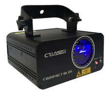 CR 400MW COMPACT BLUE LASER 70175 (DMX, automatic, music, wireless remote)