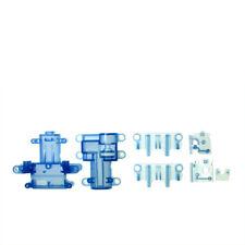 Boîtier de servo bleu transparent KYOSHO mvf-04-cb 703909